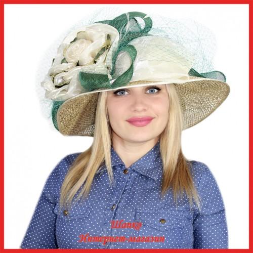 """Шляпа """"Залина"""""""