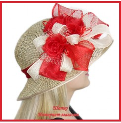 "Шляпа ""Актиния"""
