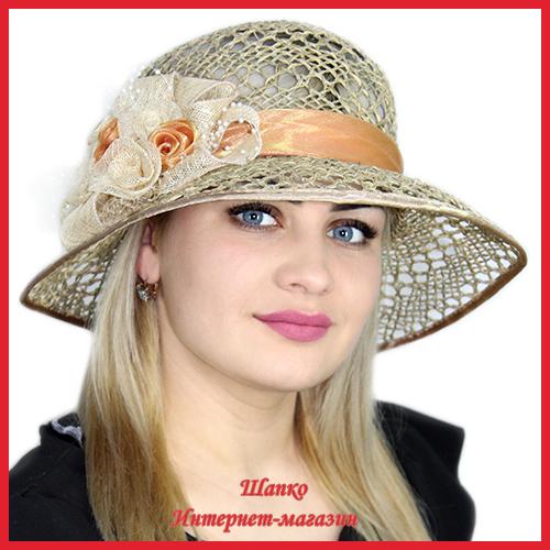 """Шляпа """"Алисия"""""""