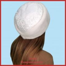 Норковая шапка Божале Модерн 1