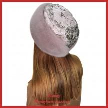 Норковая шапка Божале Модерн 3