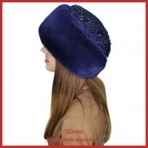 Норковая шапка Божале Модерн 2