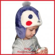 Меховая шапка Цыпа 1 для детей