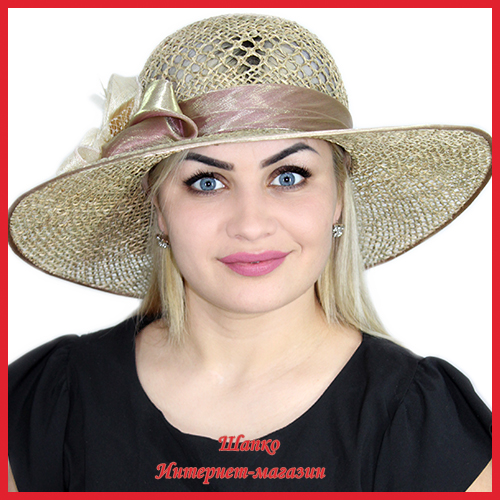 "Шляпа ""Далия"""
