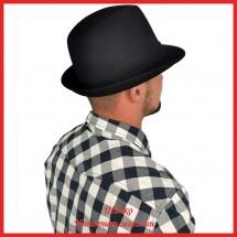 Мужская фетровая шляпа Федора