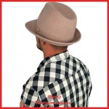 Мужская фетровая шляпа Федора 2