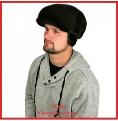 Мужская кепка Финка 1 из норки