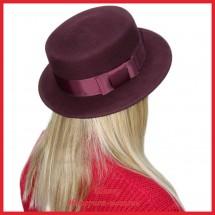 Шляпа Канотье 1 из фетра