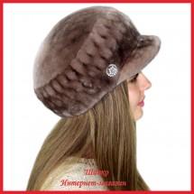 Мутоновая кепка Кейша