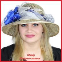 """Шляпа """"Ксана"""""""