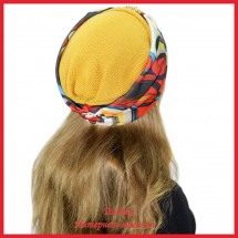 Комплект Леслия 3 (шапка, снуд)
