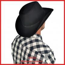 Мужская ковбойская шляпа Мальборо из фетра