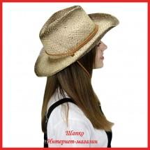 Ковбойская шляпа Мальборо