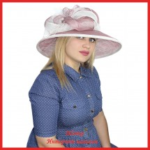 Шляпа Марфида из синамей