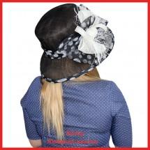 Шляпа Мариэль из синамей