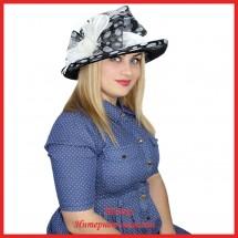 Шляпа Мариям из синамей