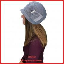 Трикотажная шляпка Мечеслава 1