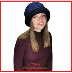 Драповая шляпка Меженда 1
