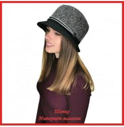 Драповая шляпа Мера