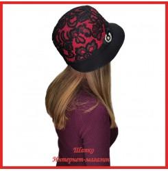 Драповая шляпка Мерина 1