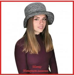 Драповая шляпа Мерси