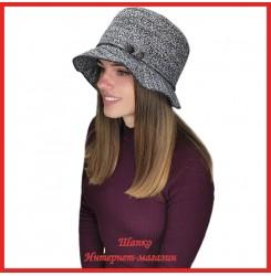 Драповая шляпа Мешлена
