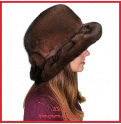 Норковая шляпа Мичико