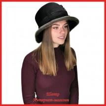 Замшевая шляпка Милета