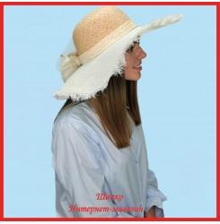 Легкая летняя шляпа Милолика