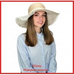 Легкая летняя шляпа Миломира