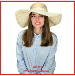 Легкая летняя шляпа Милорада