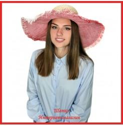 Легкая летняя шляпа Милослава
