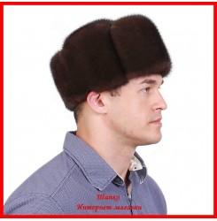 Шапка Формовка норковая