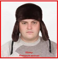 Шапка из мутона Ярослав 2