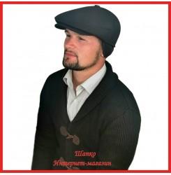 Классическая кепка Натан из плащевки