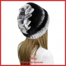 Меховая шапка Ника 3