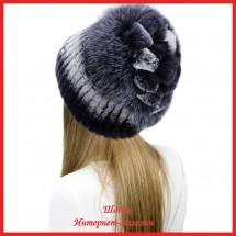 Меховая шапка Ника 5