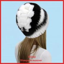 Меховая шапка Ника 6