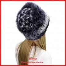 Меховая шапка Нирвана 2