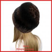 Меховая шапка Нирвана 3