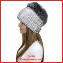 Меховая шапка Нирвана 5