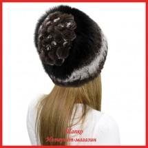 Меховая шапка Нирвана 7