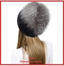 Меховая шапка из норки Нордика 3