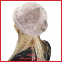 Меховая шляпка Олетта