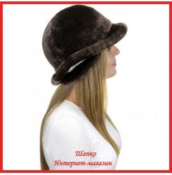 Меховая шляпка Ориана 1