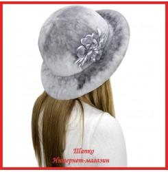 Меховая шляпа Орланда