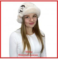 Меховая шляпка Орли