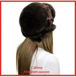 Меховая шляпка Орманда