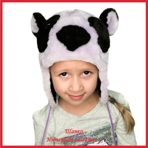 Шапка Панда для детей
