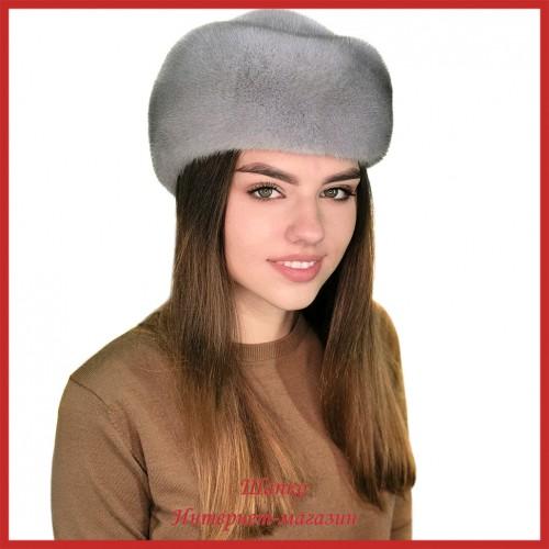 Норковая шляпка - таблетка Стюардесса 1